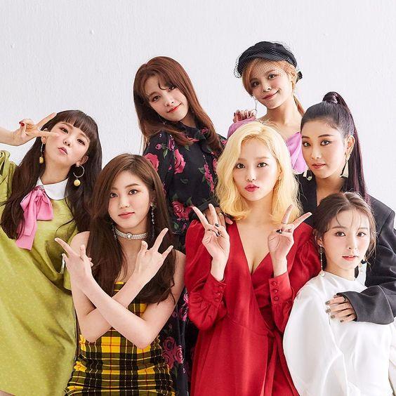 CLC(シエルシ)メンバーのプロフィールは?インスタや身長、性格や代表曲、経歴も