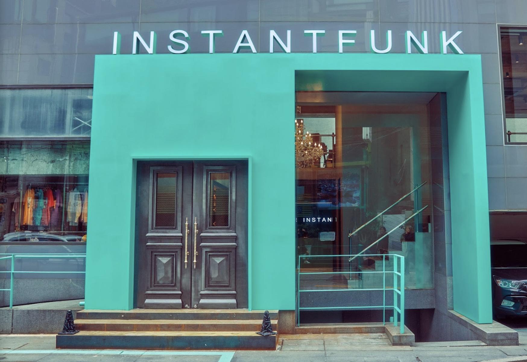 【行ってみたシリーズ】元TwiceやBTSのスタイリストが INSTANT FANK(インスタントファンク)のディレクターに転身!そのお店に行ってみた!
