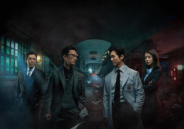 韓国ドラマ「ドクタープリズナー」のキャストは?プロフやSNS、あらすじも