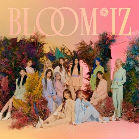 IZ*ONE、2月17日にアルバム「BLOOM*IZ」でカムバック決定!!