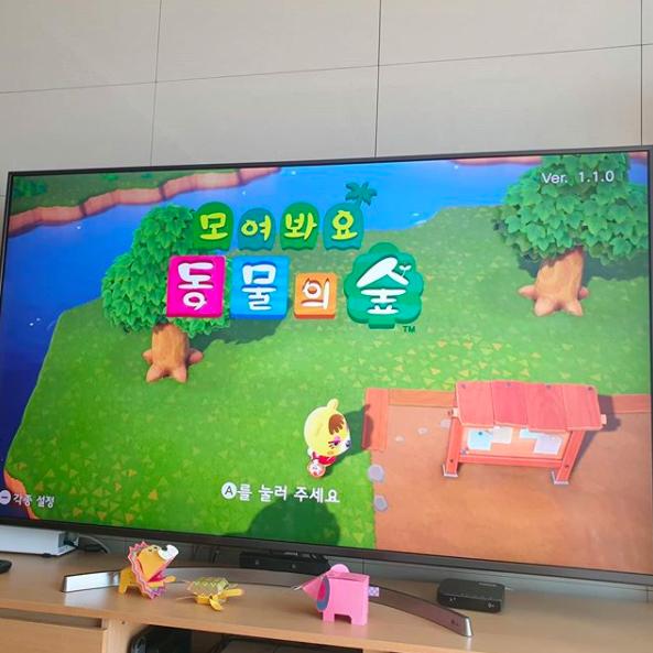 韓国でも大人気!!「あつまれ どうぶつの森」(모여봐요 동물의 숲)が話題!